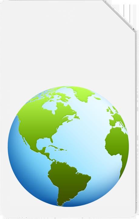 12GB HOLIDAY-SIM International Data-sim